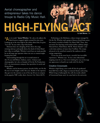 High-Flying Act