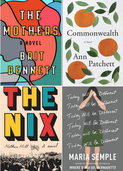 What to Read Now: Fall 2016